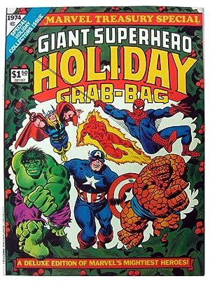 Marvel Treasury Special: Giant Superhero Holiday Grab-Bag: Lee, Stan; Thomas,