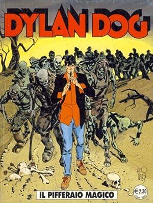 Dylan Dog #210 - Il pifferaio magico: Barbato, Paola; Piccatto,