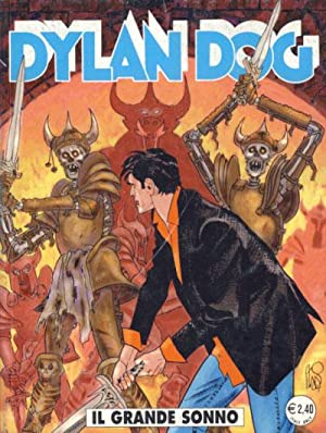 Dylan Dog #217 - Il grande sonno: Faraci, Tito; Stano,