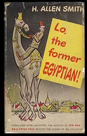 Lo, the Former Egyptian!
