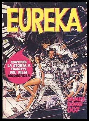 James Bond 007: Moonraker in Eureka Ottobre: Fleming, Ian; McLusky,