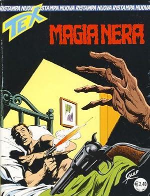 Tex #127 - Magia nera: Bonelli, Gianluigi; Galleppini,