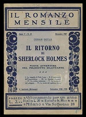 Il ritorno di Sherlock Holmes. (The Return: Doyle, Arthur Conan