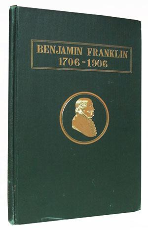 The Two-Hundredth Anniversary of the Birth of Benjamin Franklin. Celebration by the Commonwealth ...