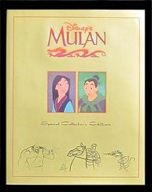 Disney's Mulan. (Special Collector's Edition): Schroeder, Russell; Zoehfeld, Kathleen W.