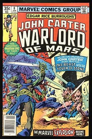 John Carter Warlord of Mars #8: Burroughs, Edgar Rice;