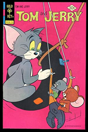 Tom And Jerry No. 294: Various Authors