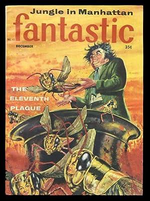Fantastic December 1958: Goldsmith, Cele, ed