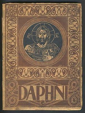 Daphni: le monastère, l'èglise, l'histoire, les mosaiques: Perilla, F.