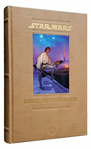 Star Wars: Luke Skywalker, Last Hope for the Galaxy. (Deluxe Slipcase Edition)