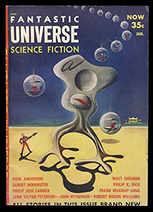 Beyond the Door in Fantastic Universe January 1954