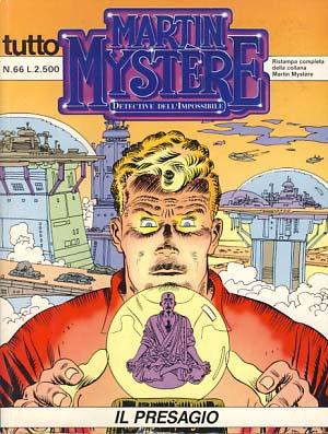 Martin Mystere #66 - Il presagio: Various Authors