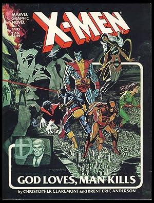 Marvel Graphic Novel No. 5: The X-Men: Claremont, Chris; Anderson,