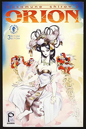 Masamune Shirow's Orion Complete Series