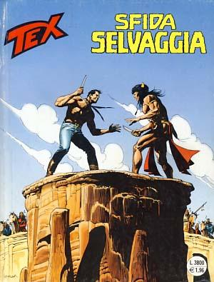 Tex #477 - Sfida selvaggia: Nizzi, Claudio