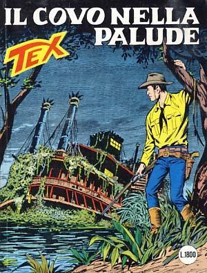 Tex #353 - Il covo nella palude: Nizzi, Claudio