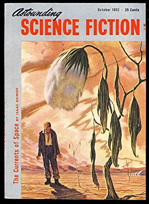 The Currents of Space in Astounding Science Fiction October, November and December 1952