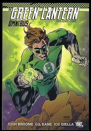 Green Lantern Omnibus Volume 1: Broome, John; Kane;
