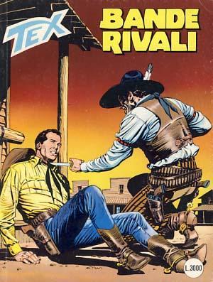Tex #403 - Bande rivali: Medda, Michele