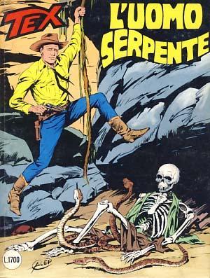 Tex #337 - L'uomo serpente: Bonelli, Gianluigi