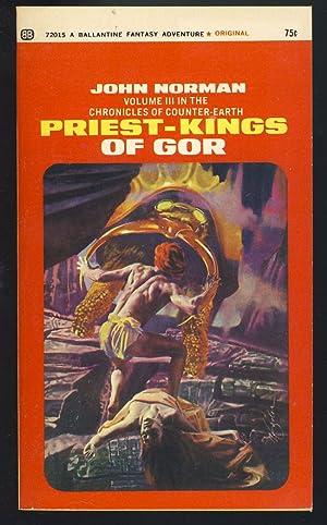 Priest-Kings of Gor: Norman, John (John
