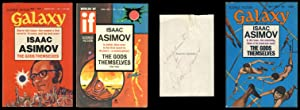 The Gods Themselves in Galaxy March 1972,: Asimov, Isaac