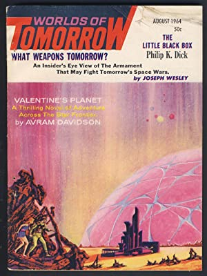 The Little Black Box in Worlds of Tomorrow August 1964