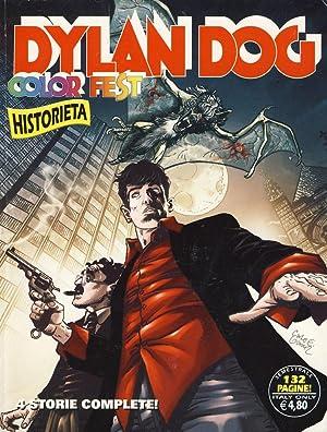 Dylan Dog Color Fest #8 - Historieta: Mignacco, Luigi; Breccia,