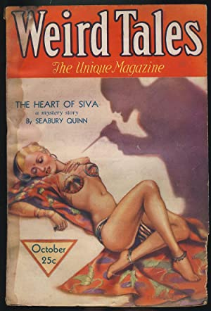 The Heart of Siva in Weird Tales October 1932