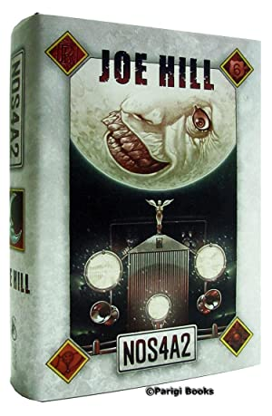 NOS4A2. (Signed Limited Edition): Hill, Joe