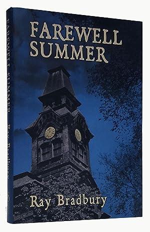 Farewell Summer. (Signed Limited Edition): Bradbury, Ray
