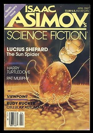 Rachel in Love in Isaac Asimov's Science: Murphy, Pat