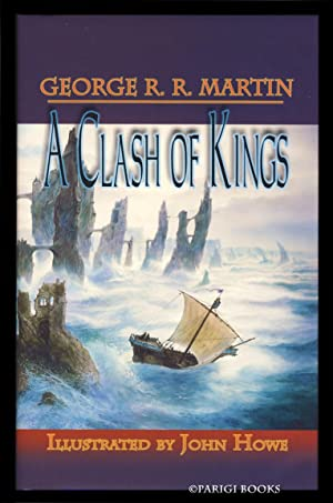 A Clash of Kings: Book Two of: Martin, George R.