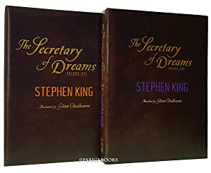 The Secretary of Dreams. (Signed Traycased Limited: King, Stephen