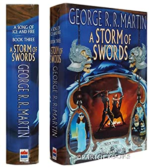 A Storm of Swords: Book Three of: Martin, George R.