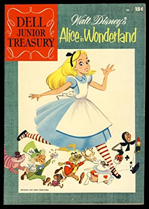 Dell Junior Treasury No. 1 - Alice in Wonderland