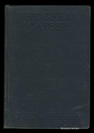 The Great Gatsby: Fitzgerald, Francis Scott