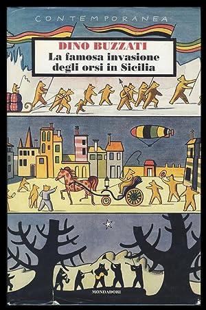 La famosa invasione degli orsi in Sicilia: Buzzati, Dino