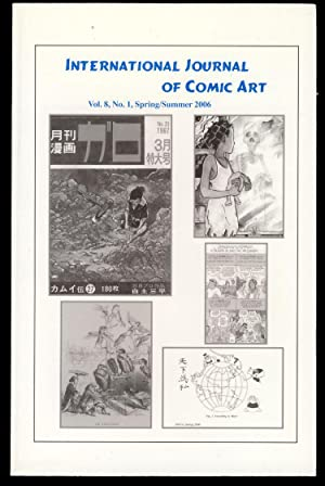 International Journal of Comic Art Spring/Summer 2006: Lent, John A.,