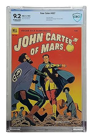 Four Color #437 - Edgar Rice Burroughs': Burroughs, Edgar Rice;