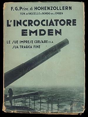 L'incrociatore Emden: Francesco Giuseppe, Principe