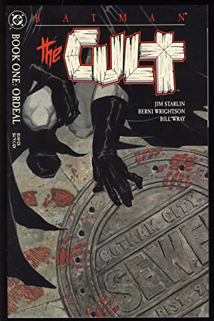 Batman: The Cult. (Complete Mini Series)