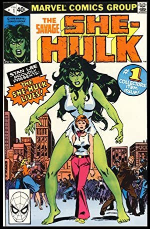 The Savage She-Hulk Complete Series. (#1 to 25)