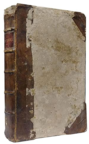 A Collection of Ten 18th Century English Political Pamphlets Bound in Single Volume