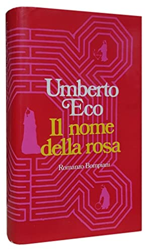 Il nome della rosa: Eco, Umberto