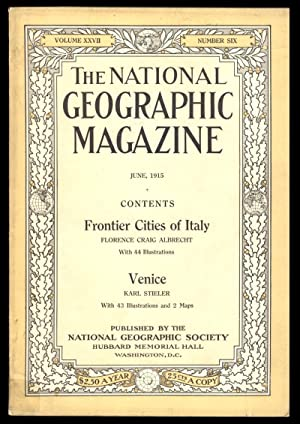 The National Geographic Magazine June, 1915