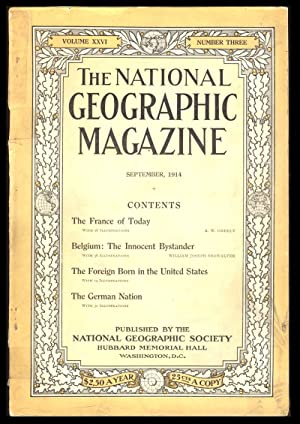 The National Geographic Magazine September, 1914