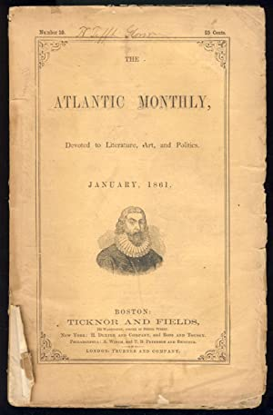 Paul Revere's Ride in The Atlantic Monthly January 1861