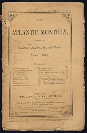 The Atlantic Monthly May 1867