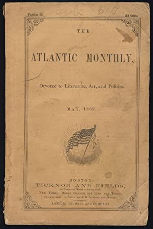 Slavery, in Its Principles, Development, and Expedients in The Atlantic Monthly May 1862